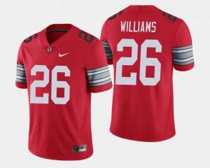 Scarlet Antonio Williams OSU Jersey 2018 Spring Game Limited #26 Mens 689135-264