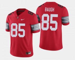 #85 Marcus Baugh OSU Jersey 2018 Spring Game Limited Scarlet Men 792501-633