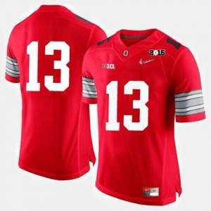 OSU Jersey Red College Football Men's #13 579099-608