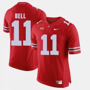 #11 Scarlet Alumni Football Game Vonn Bell OSU Jersey Men's 769048-715